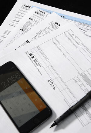 tax forms, tax advice