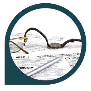 tax extension papers
