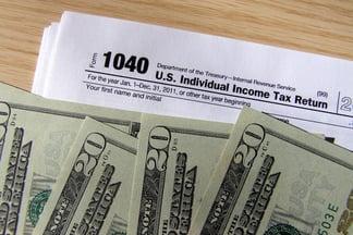 taxable income, nontaxable income