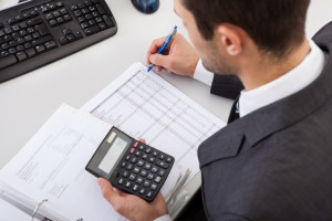 Outsourced payroll service