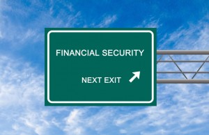 Planning for financial security