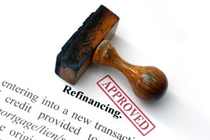 refinancing business approved