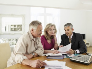 Find the right financial advisor