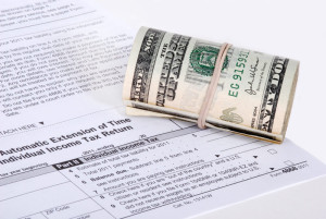 tax extension form